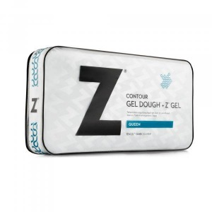 Contour Gel Doug + Z Gel Queen Pillow
