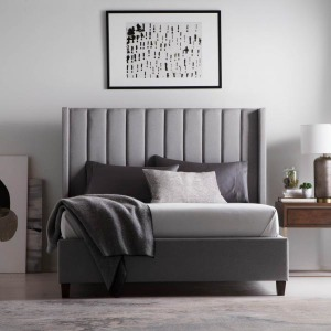 Malouf Blackwell Designer Bed, Queen
