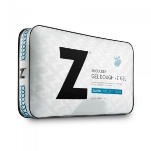 Shoulder Gel Dough + Z Gel Queen Pillow
