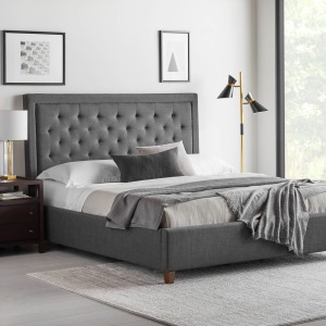 Malouf Eastman Platform Bed Base, Twin