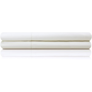 Italian Artisan Sheet Set Split Cal King White, California King