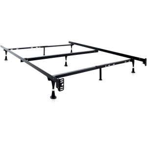 Malouf Queen/Full/Twin Adjustable Bed Frame,