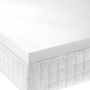 2 Inch Memory Foam Mattress Topper Cal King, California King