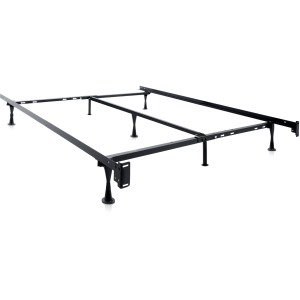 Structures Queen/Full/Twin Adjustable Bed Frame,