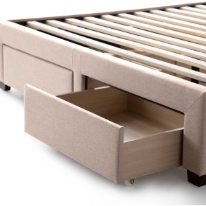 Malouf Watson Platform Bed Base, California King