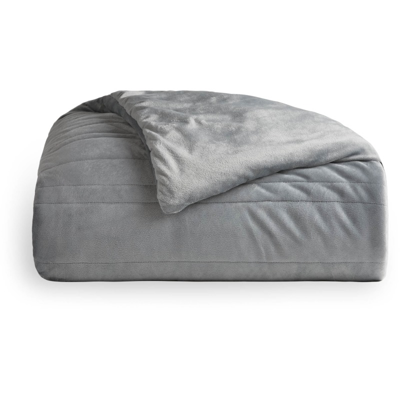 Malouf Weighted Blanket, 36x48, 5 lb., Ash