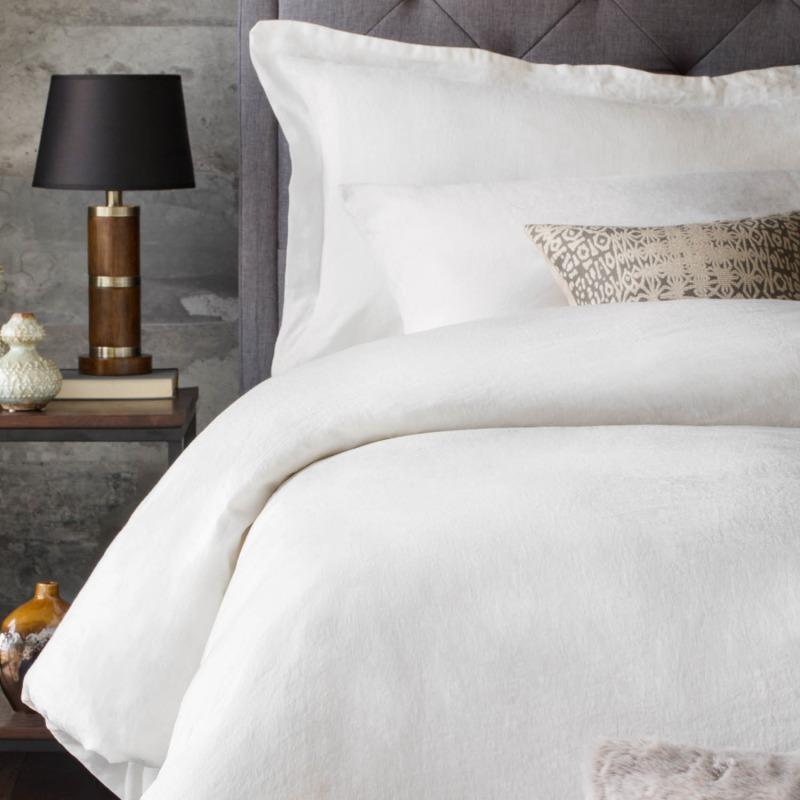 French Linen Duvet Set