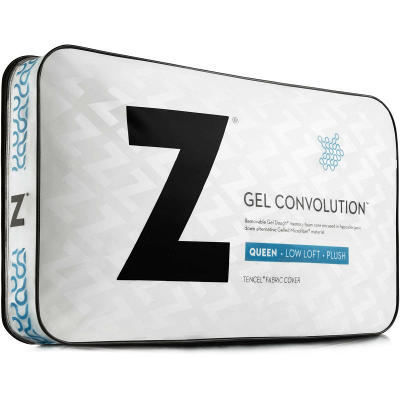 Gel Convolution® King High Loft