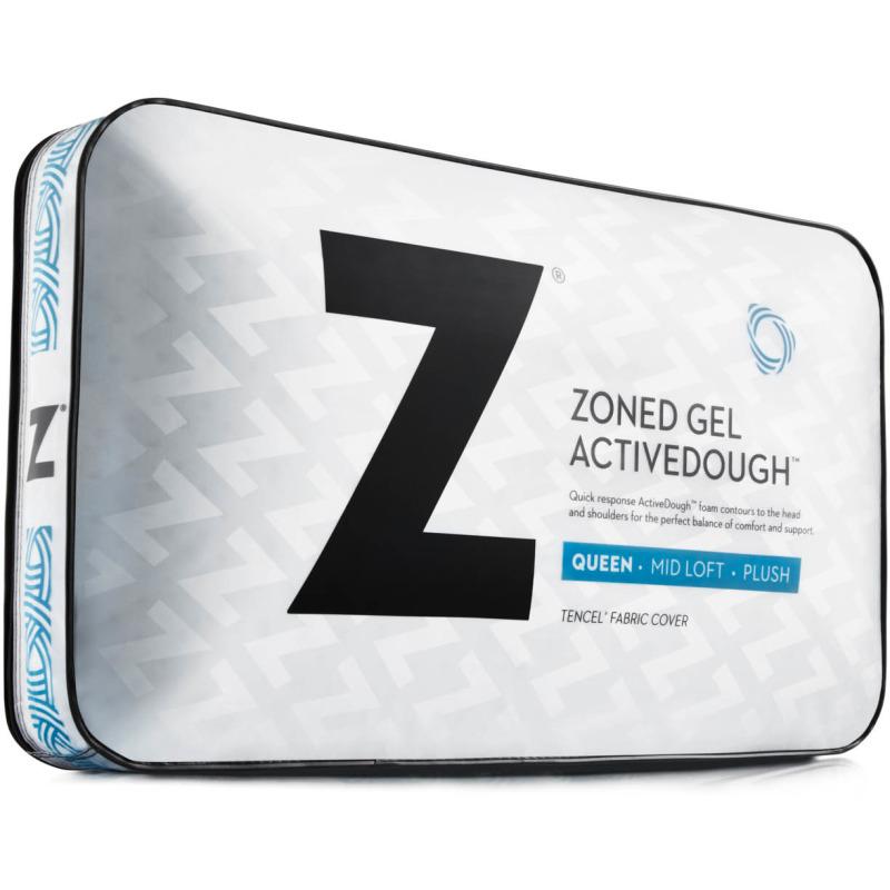 Zoned ActiveDough® + Cooling Gel Queen