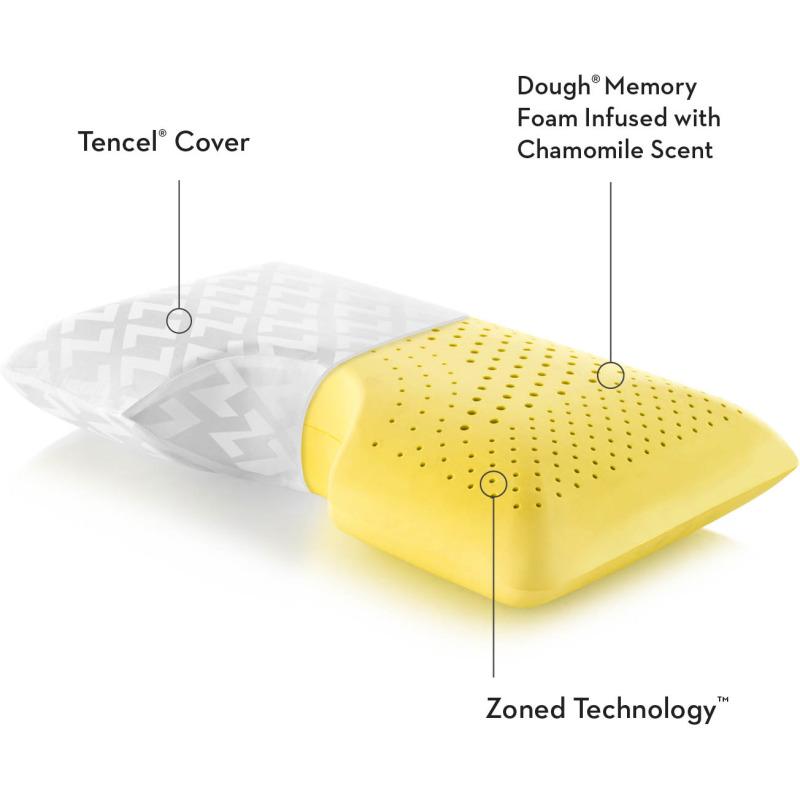 Shoulder Zoned Dough® Chamomile Queen
