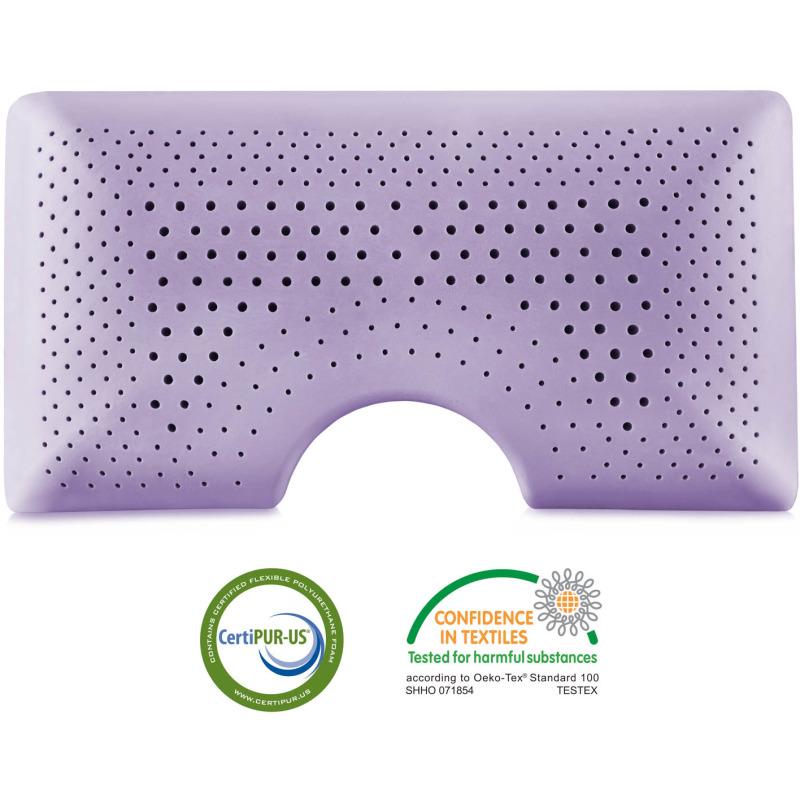 Shoulder Zoned Dough® Lavender King