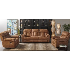 Dual Power Motion Loveseat