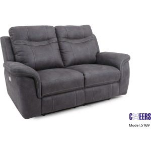 Power Recline Loveseat