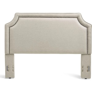 Brantford King/Cal King Upholstered Headboard - Taupe