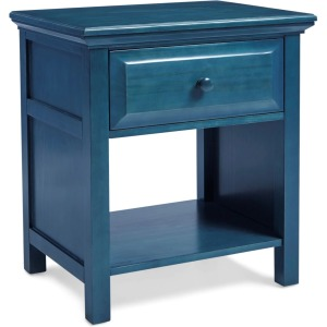 Cottage Nighstand - Wedgewood Blue