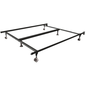 Insta-Lock Queen/King/Cal King Bed Frame