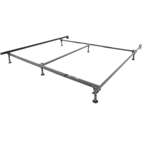 Queen/King/California King Standard Bed Frame with Glides