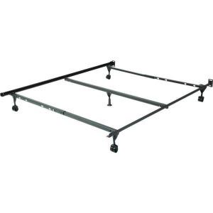 Standard Full/Queen Steel Bed Frame