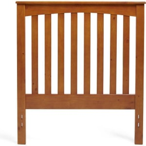 Rake Style Headboard in Golden Oak