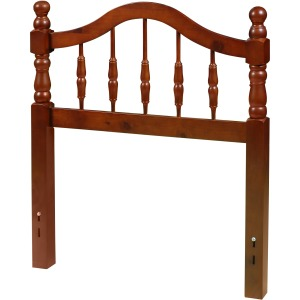 Twin Cherry Traditional Style Headboard