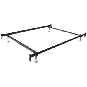 Clamp Style Bed Frame