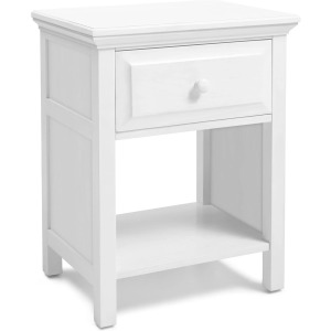 Cottage Nighstand - Gloss White