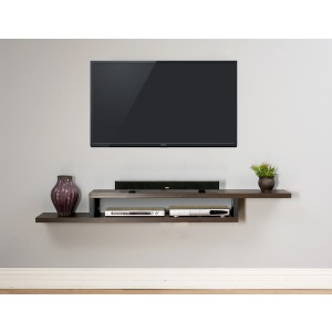 "72"" Asymmetrical wall mount"