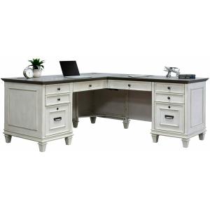 Hartford L-Shaped Desk