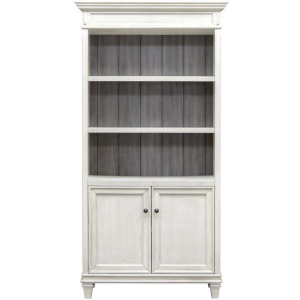 Hartford Bookcase w/Lower Doors