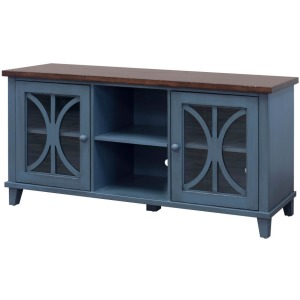 "Bailey 60"" Console - Blue"