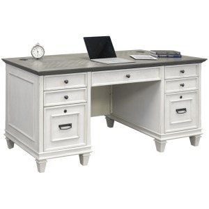Hartford Double Pedestal Desk