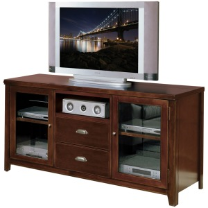 Tall Console for Flat Screen TVs