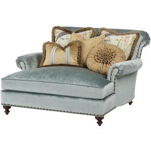 Romy Wide Chaise