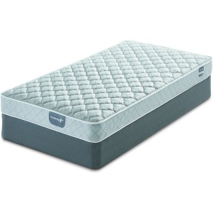 "Applegate Plush Mattress & 9"" Foundation"