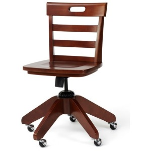 Desk Chair Chestnut