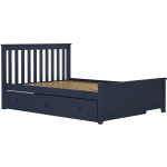 Dover Full Bed with Trundle