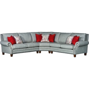 Maddox Granite Love Seat