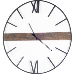 Roman Oversized Wall Clock