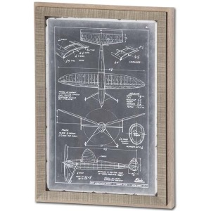Aeronautic Blueprint III