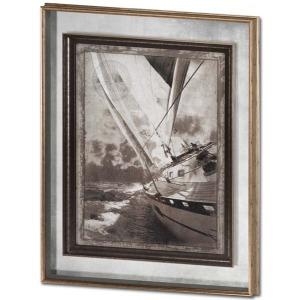 Sailing In Sepia A