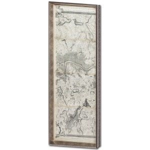 Map Of London (Set of 4)
