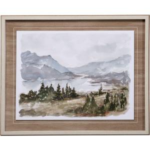 Overcast Reservoir I