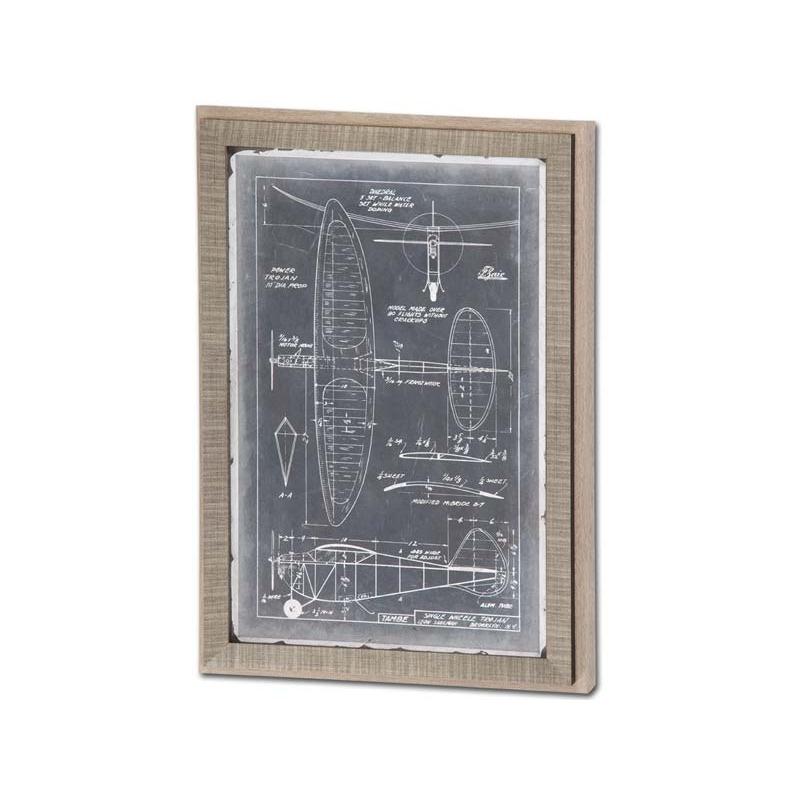 Aeronautic Blueprint I