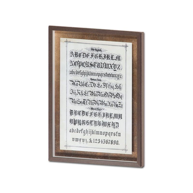Alphabet Iii