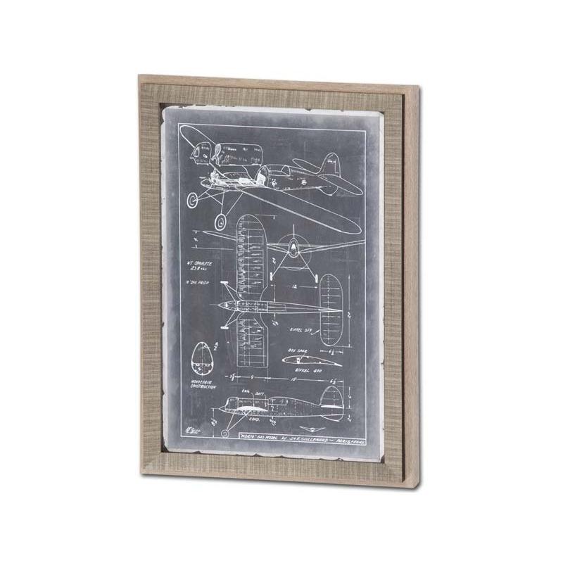 Aeronautic Blueprint II