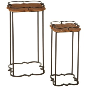 Nested Geo Side Table set/2.