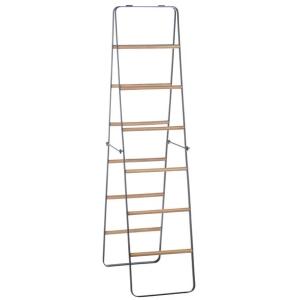 Double Sided Ladder Blanket Rack
