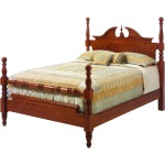 Cannon Ball Bed Queen