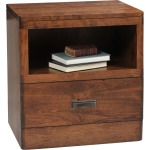 Nightstand with 1 Drawer 23