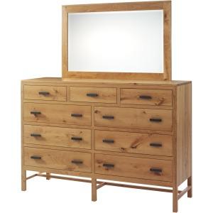 High Dresser Mirror